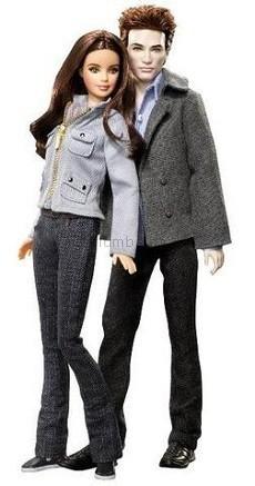 Детская игрушка Barbie Герой фильма Сумерки