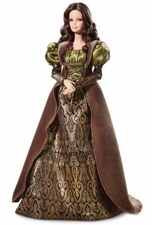 Детская игрушка Barbie Леонардо Да Винчи
