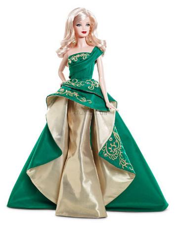 Детская игрушка Barbie Новогодняя