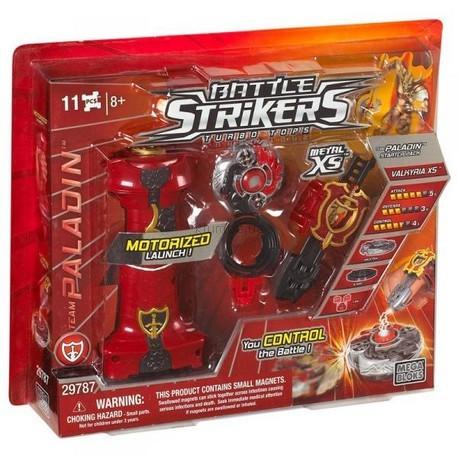 Детская игрушка Battle Strikers Магниты cтрайкер Valkyria стартовый