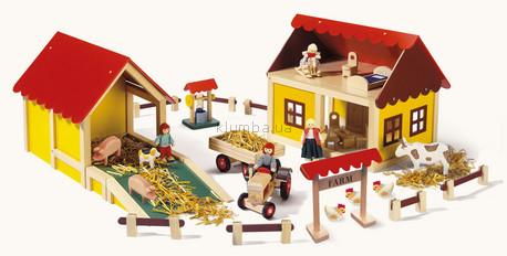 Детская игрушка Bino Ферма Адама
