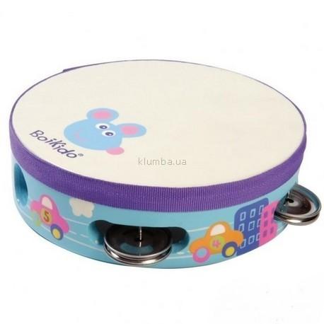 Детская игрушка Boikido Бубен Мышонок