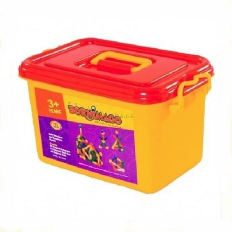 Детская игрушка Bornimago Магнитный конструктор (102 детали)