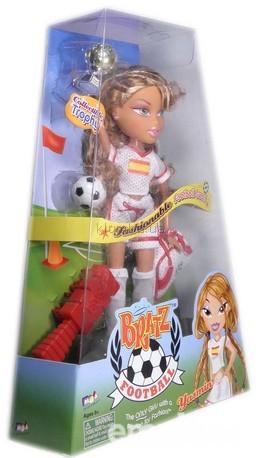 Детская игрушка Bratz Болельщица, Ясмин