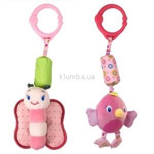 Детская игрушка Bright Starts Погремушки подвесные звонкие