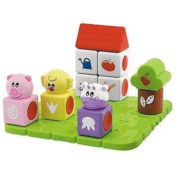Детская игрушка Chicco Конструктор Ферма