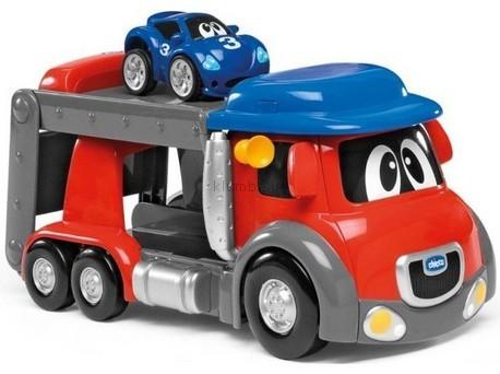 Детская игрушка Chicco Грузовик Turbo Touch