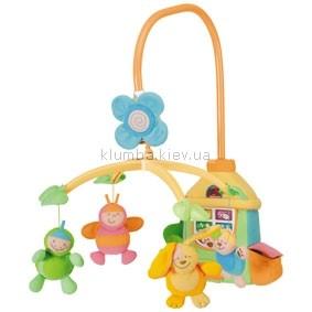 Детская игрушка Chicco Домик со зверятами