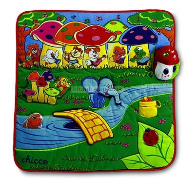 Детская игрушка Chicco Лесная поляна