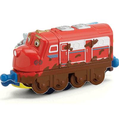 Детская игрушка Chuggington Грязный после работы Уилсон