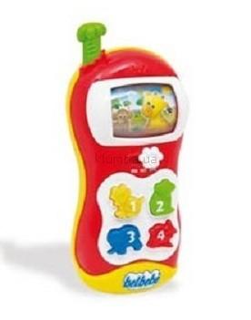 Детская игрушка Clementoni Мобильный телефон Сафари