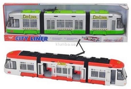Детская игрушка Dickie Городской трамвай