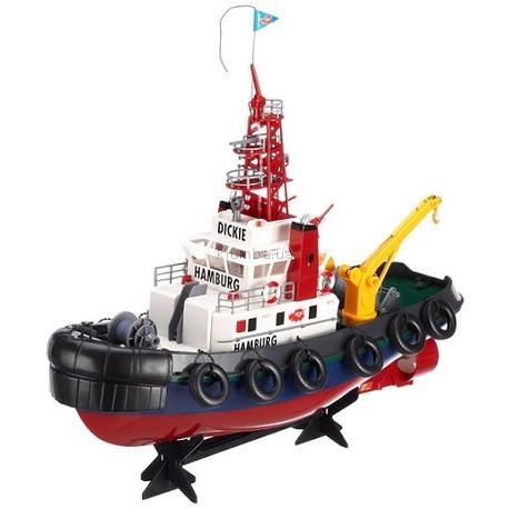 Детская игрушка Dickie Портовый корабль