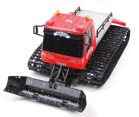 Детская игрушка Dickie Снегоуборочная машина