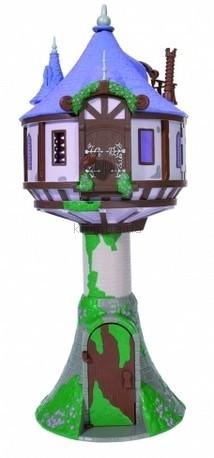 Детская игрушка Disney Башня мини принцессы Рапуцель