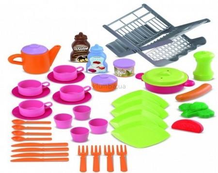 Детская игрушка Ecoiffier (Smoby) Набор посуды