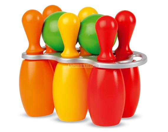 Детская игрушка Ecoiffier (Smoby) Набор для игры в кегли