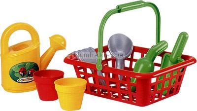 Детская игрушка Ecoiffier (Smoby) Корзинка садовника