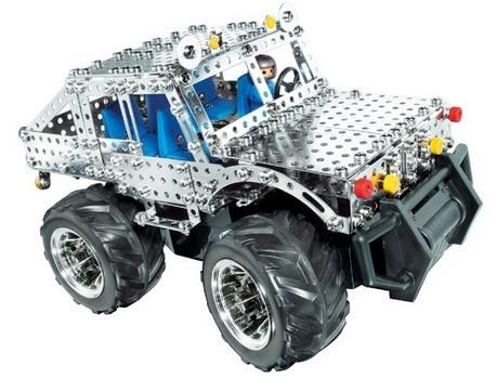 Детская игрушка EiTech Внедорожник (с25)