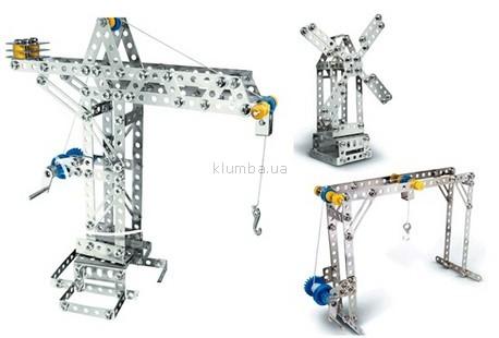 Детская игрушка EiTech Мельница/кран/мостовой кран (c05)