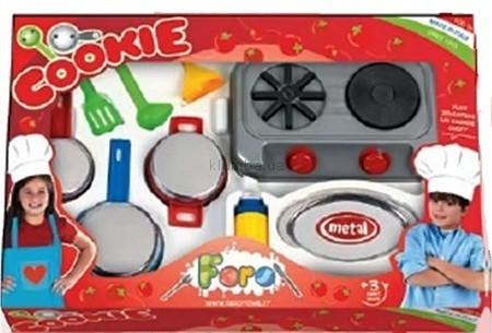 Детская игрушка Faro Посуда Кухня