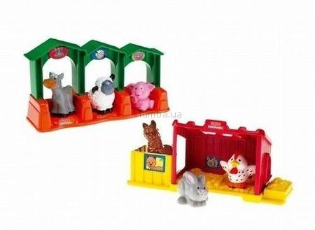 Детская игрушка Fisher Price Маленькие человечки. Мини-ферма