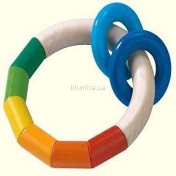 Детская игрушка Haba Прорезыватель Радуга