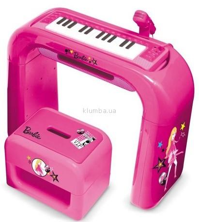 Детская игрушка IMC Пианино с табуретом Barbie