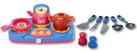 Детская игрушка Keenway Кухонная плита
