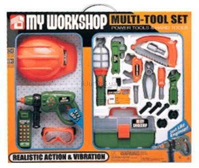 Детская игрушка Keenway Мастерская с инструментами