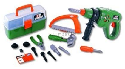 Детская игрушка Keenway Набор инструментов с лобзиком