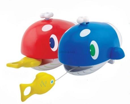 Детская игрушка Kid Genius Кит, съедающий рыбку