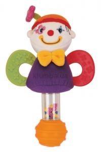 Детская игрушка K's Kids Погремушка-грызун Клоун