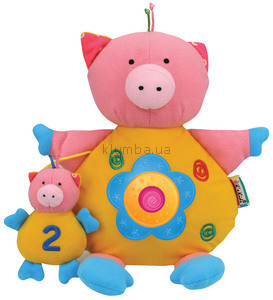 Детская игрушка K's Kids Поросенок