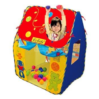 Детская игрушка K's Kids Домик-палатка с шариками