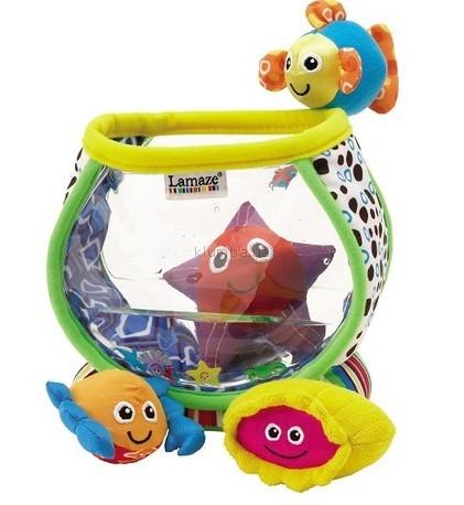 Детская игрушка Lamaze Аквариум с рыбками