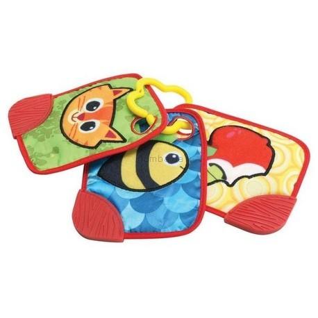 Детская игрушка Lamaze Книжечка