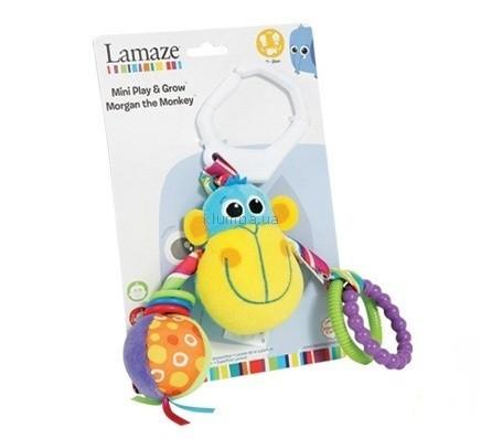 Детская игрушка Lamaze Обезьянка