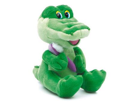 Детская игрушка Lava Крокодил с зубной щёткой
