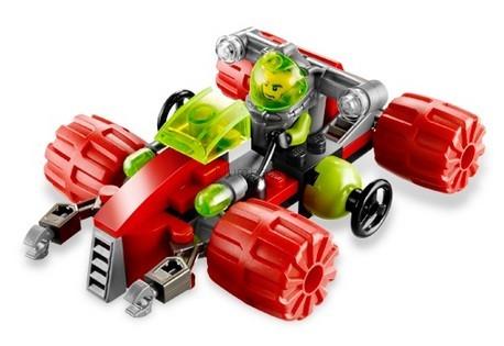 Детская игрушка Lego Atlantis Перевозчик Нептуна (8075)