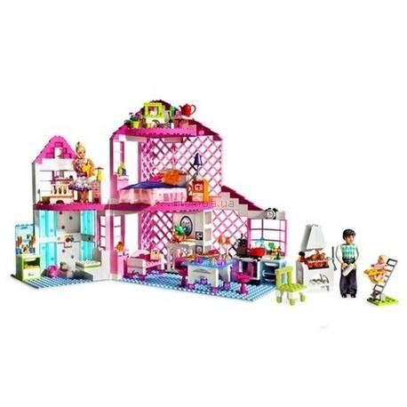 Детская игрушка Lego Belville Радостный дом (7586)