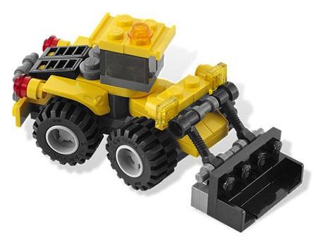 Детская игрушка Lego Creator Мини-экскаватор (5761)