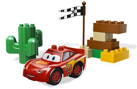 Детская игрушка Lego Duplo Молния Мак Квин (5813)