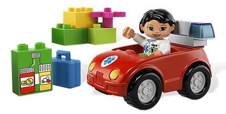 Детская игрушка Lego Duplo Машина медсестры (5793)