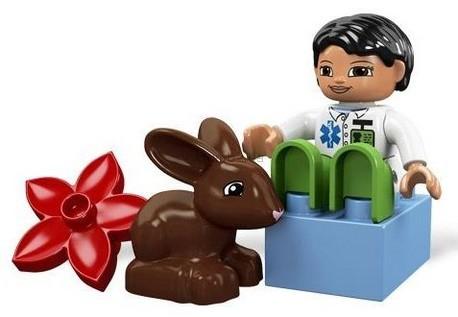 Детская игрушка Lego Duplo Ветеринар (5685)