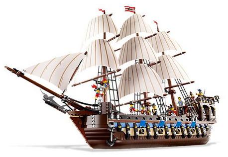 Детская игрушка Lego Exclusive Имперский флагман (10210)