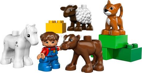 Детская игрушка Lego Duplo Фермерский питомник (5646)
