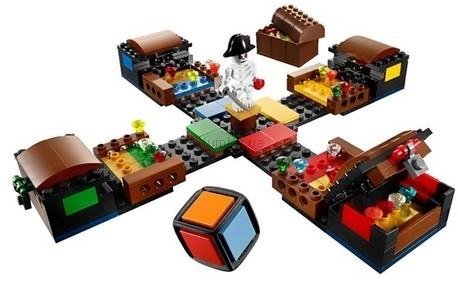 Детская игрушка Lego Games Код пирата (3840)