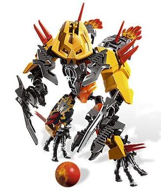 Детская игрушка Lego Hero Factory Джетбаг (2193)