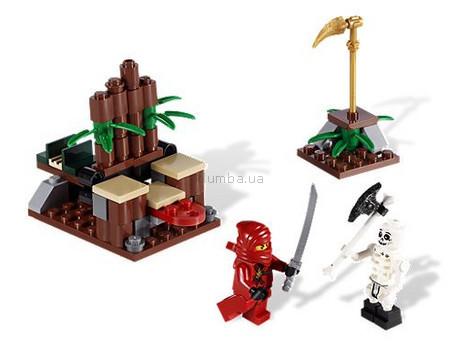 Детская игрушка Lego Ninjago Засада ниндзя (2258)